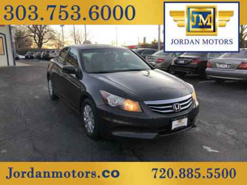2011 Honda Accord for sale in Aurora, CO