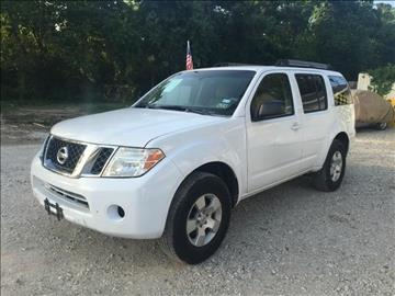 2008 Nissan Pathfinder for sale in Spring, TX