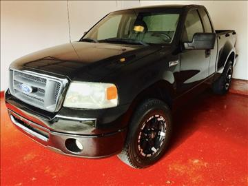 2007 Ford F-150 for sale in Spring, TX
