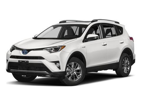 2017 Toyota RAV4 Hybrid for sale in Grand Island, NE