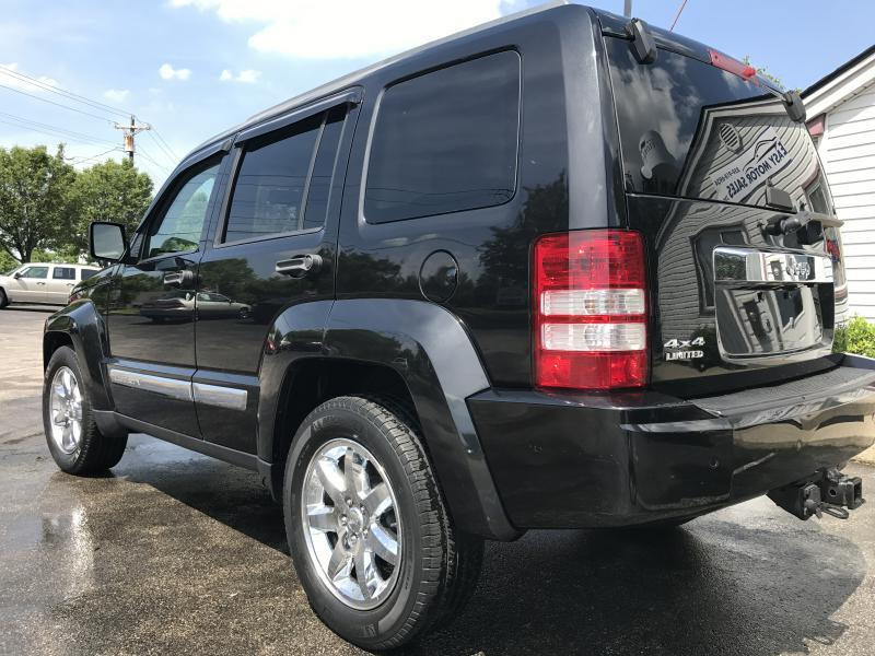 2008 Jeep Liberty 4x4 Limited 4dr SUV - Florence KY