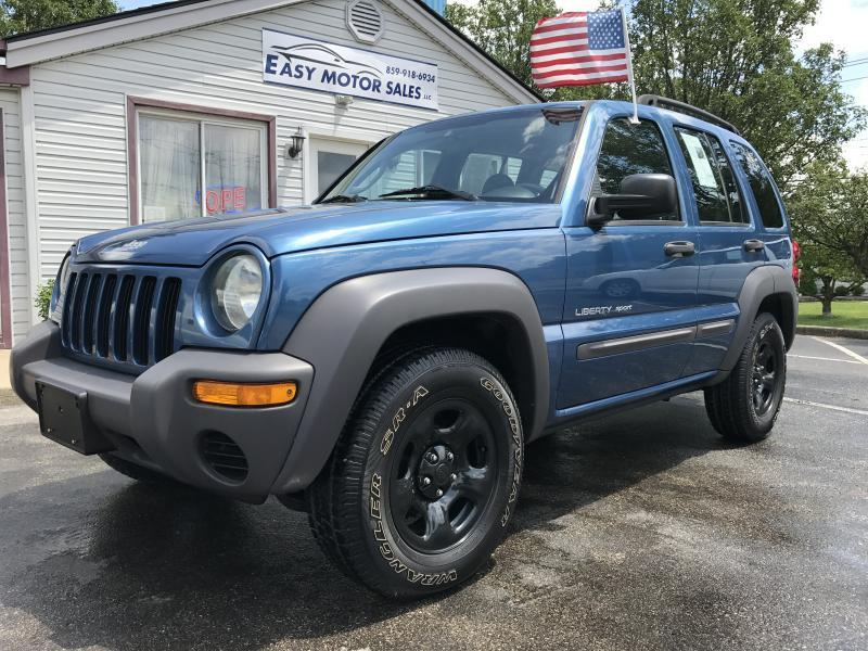 2003 Jeep Liberty 4dr Sport 4WD SUV - Florence KY