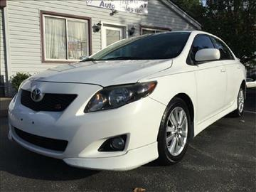 2010 Toyota Corolla for sale in Florence, KY