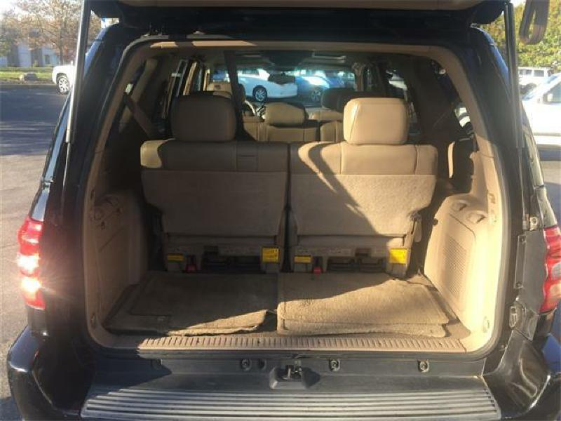 2004 Toyota Sequoia Limited 4WD 4dr SUV - Florence KY