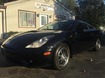 2003 Toyota Celica for sale at Easy Motor Sales LLC in Florence KY