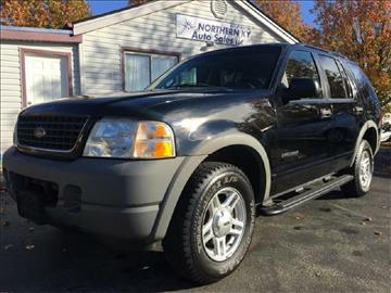 2002 Ford Explorer for sale at Easy Motor Sales LLC in Florence KY