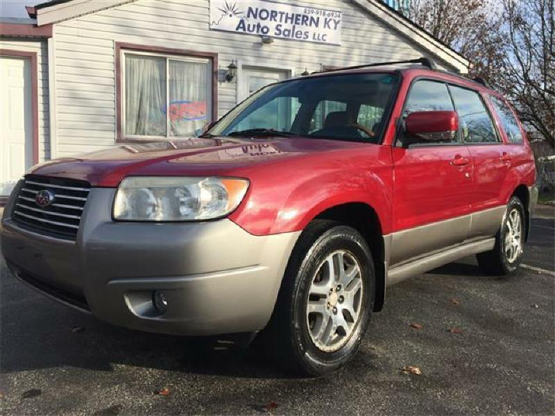 2006 Subaru Forester AWD 2.5 X L.L.Bean Edition 4dr Wagon - Florence KY