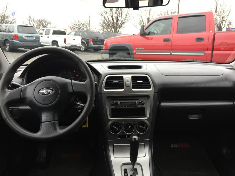 2005 Subaru Impreza AWD 2.5 RS 4dr Sport Wagon - Florence KY