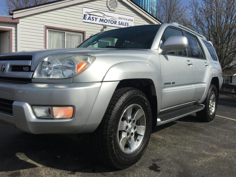 2004 Toyota 4Runner Limited 4WD 4dr SUV - Florence KY
