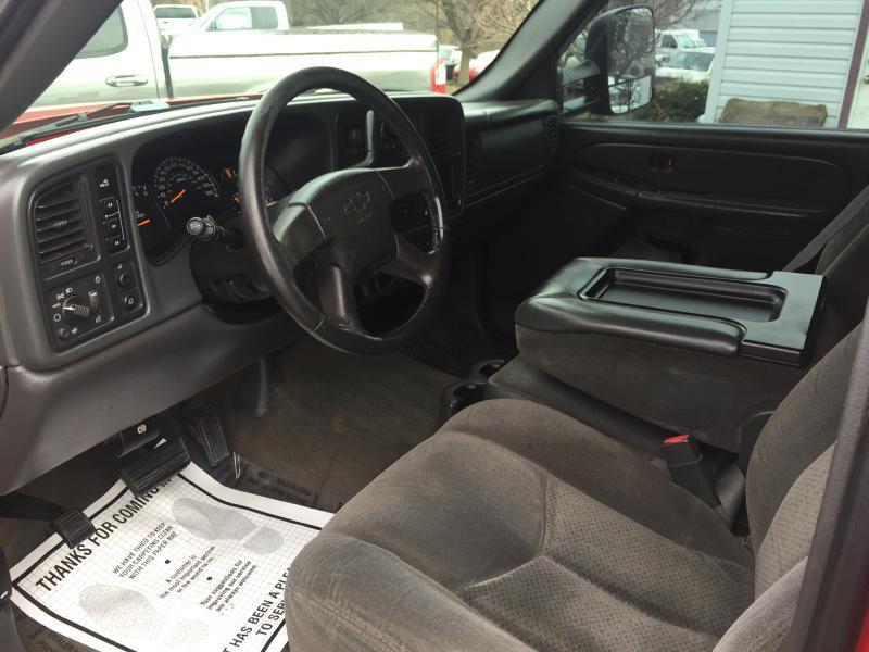 2005 Chevrolet Silverado 2500HD  HEAVY DUTY - Florence KY