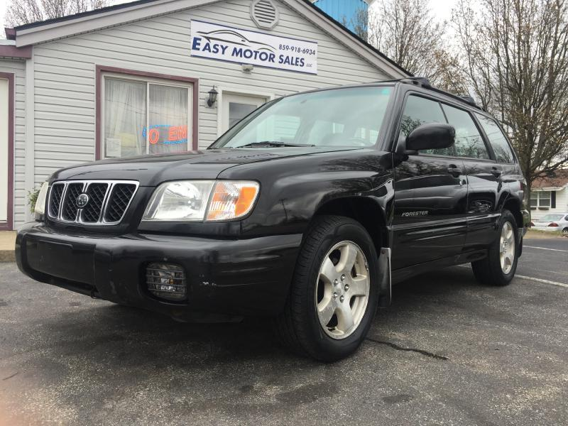 2001 Subaru Forester AWD S 4dr Wagon w/Premium Package - Florence KY