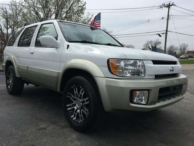 2001 Infiniti QX4 4WD 4dr SUV - Florence KY