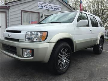 2001 Infiniti QX4 for sale in Florence, KY