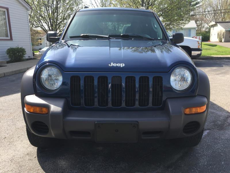 2004 Jeep Liberty 4dr Sport 4WD SUV - Florence KY
