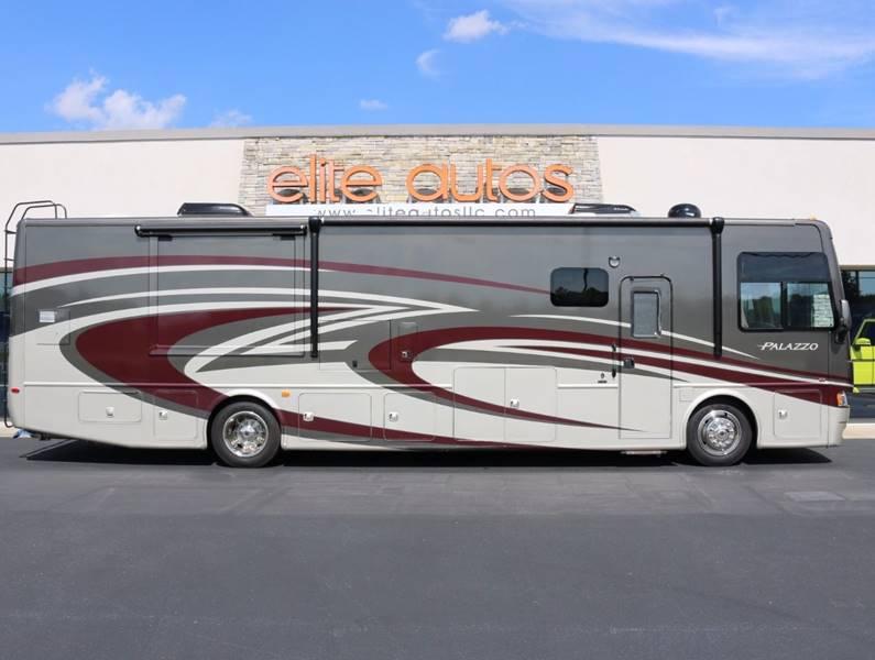 2014 Thor Industries Palazzo 36.1 for sale at Elite Autos LLC in Jonesboro AR