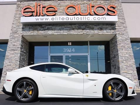 2016 Ferrari F12berlinetta for sale in Jonesboro, AR