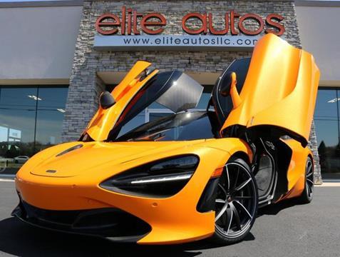 2018 McLaren 720S for sale in Jonesboro, AR