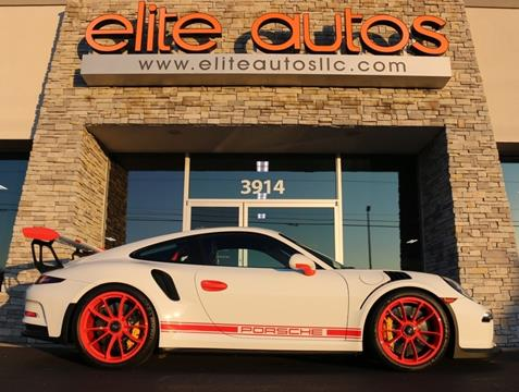 2016 Porsche 911 for sale in Jonesboro, AR