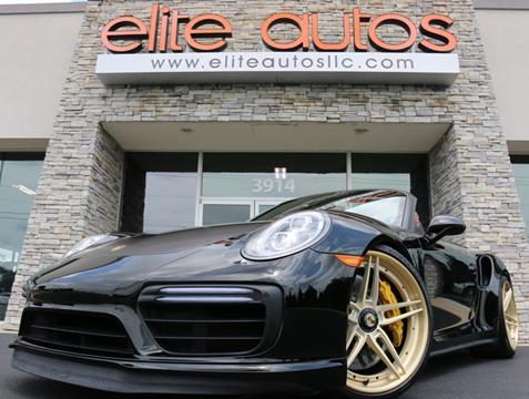 2017 Porsche 911 for sale in Jonesboro, AR