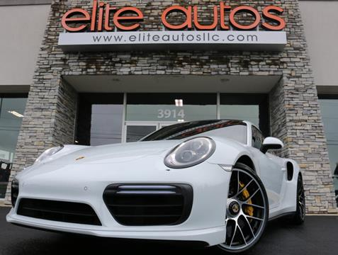 2017 Porsche 911 for sale in Jonesboro, AR