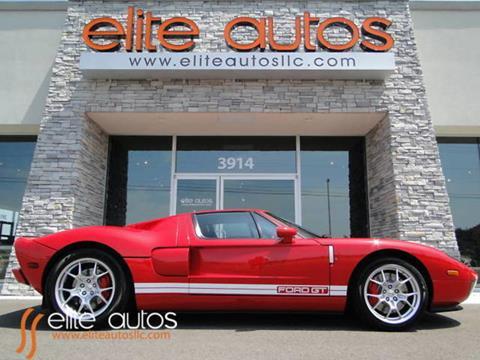 2005 Ford GT for sale in Jonesboro, AR