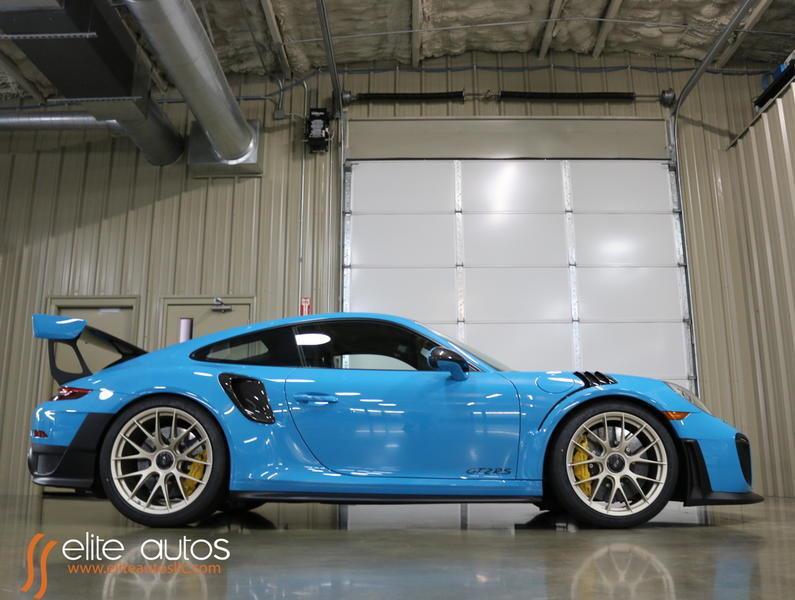 2018 Porsche 911 GT2 RS 2dr Coupe In Jonesboro AR - Elite ...
