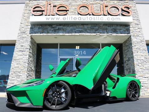 2017 Ford GT for sale in Jonesboro, AR