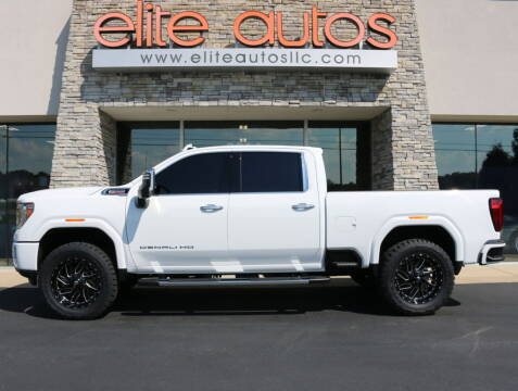 2020 GMC Sierra 2500HD for sale at Elite Autos LLC in Jonesboro AR