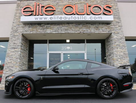 2020 Ford Mustang for sale at Elite Autos LLC in Jonesboro AR