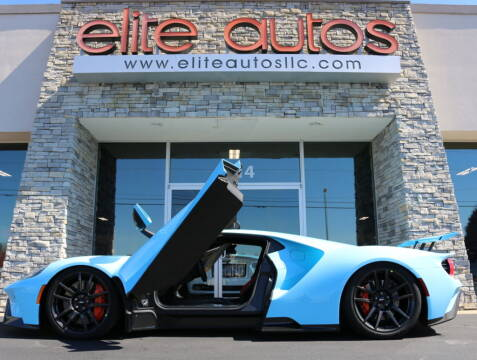 2018 Ford GT for sale at Elite Autos LLC in Jonesboro AR
