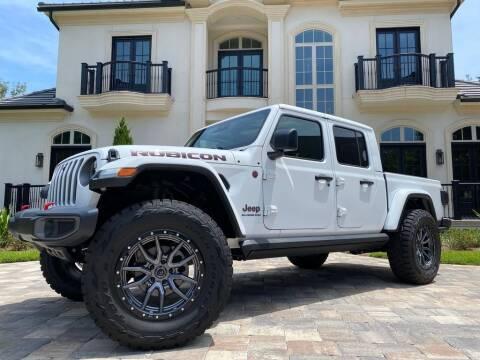 2020 Jeep Gladiator for sale at Elite Autos LLC in Jonesboro AR