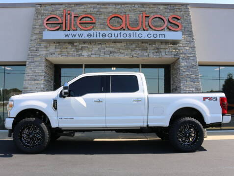 2020 Ford F-250 Super Duty for sale at Elite Autos LLC in Jonesboro AR