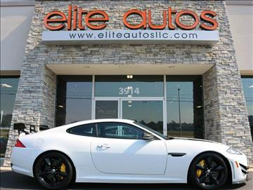 2014 Jaguar XK for sale at Elite Autos LLC in Jonesboro AR