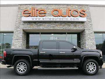 2016 GMC Sierra 1500 for sale at Elite Autos LLC in Jonesboro AR