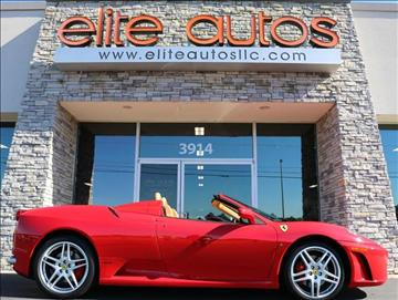 2006 Ferrari F430 for sale at Elite Autos LLC in Jonesboro AR