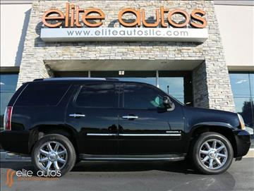 2013 GMC Yukon for sale at Elite Autos LLC in Jonesboro AR