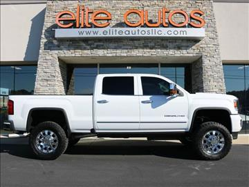 2016 GMC Sierra 2500HD for sale at Elite Autos LLC in Jonesboro AR