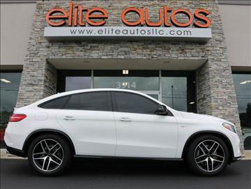 2017 Mercedes-Benz GLE for sale at Elite Autos LLC in Jonesboro AR