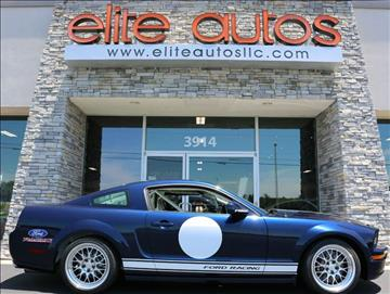2005 Ford Mustang for sale at Elite Autos LLC in Jonesboro AR