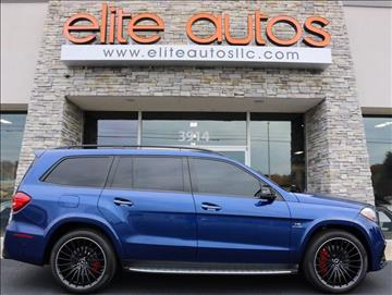 2017 Mercedes-Benz GLS for sale at Elite Autos LLC in Jonesboro AR