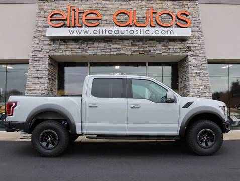 2017 Ford F-150 for sale at Elite Autos LLC in Jonesboro AR