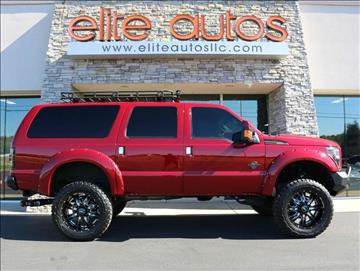 2015 Ford F-250 Super Duty for sale at Elite Autos LLC in Jonesboro AR