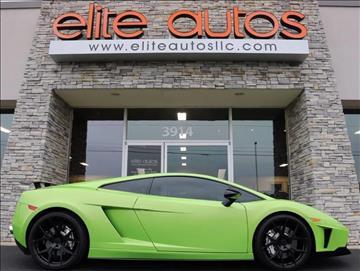 2008 Lamborghini Gallardo for sale in Jonesboro, AR