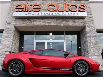 2013 Lamborghini Gallardo for sale in Jonesboro, AR