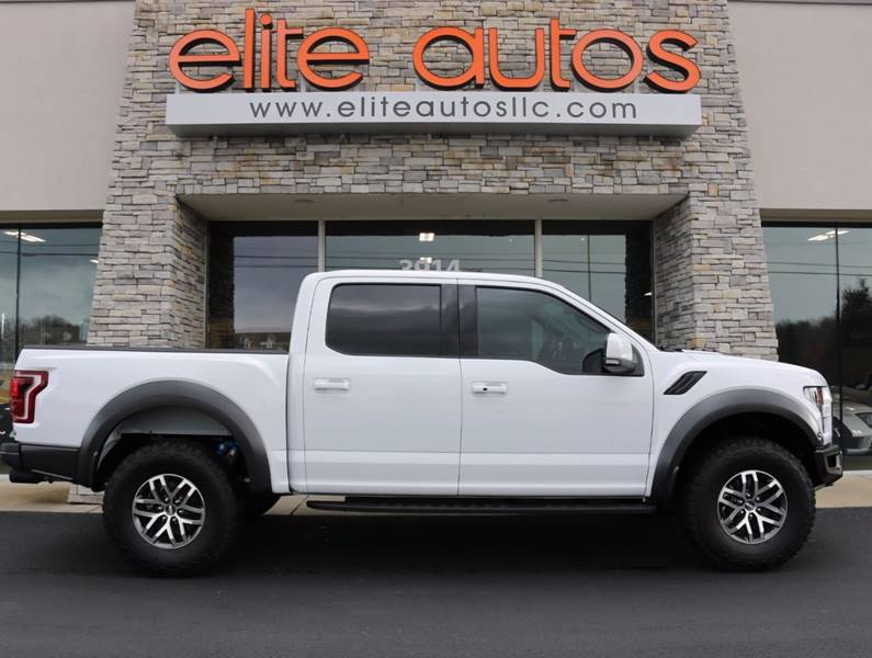 2017 Ford F-150 for sale at Elite Autos LLC in Jonesboro AR