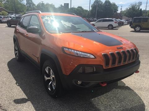 2014 Jeep Cherokee for sale in Fremont MI