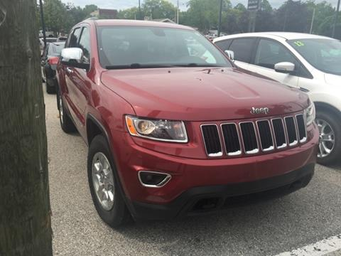 2014 Jeep Grand Cherokee for sale in Fremont MI