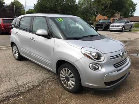 2014 FIAT 500L for sale in Fremont, MI