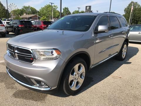 2014 Dodge Durango for sale in Fremont, MI