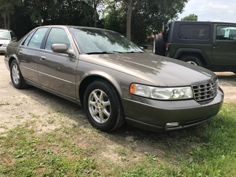 2000 Cadillac Seville for sale in Fremont, MI